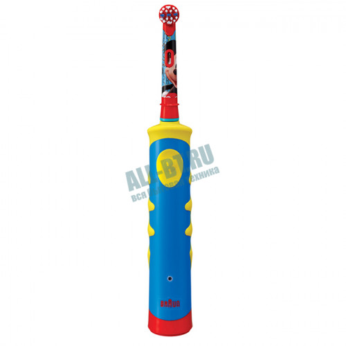 Зубная щетка Braun Oral-B Kids Mickey Mouse D10.513