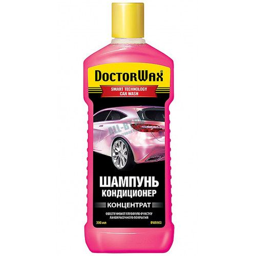 Шампунь-кондиционер Doctor Wax DW8102