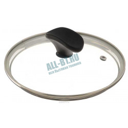 Крышка TVS 4726 Glass LID 26 см